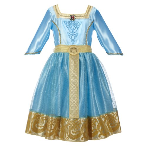 Disney Princess Brave Merida Royal Dress (Bravo Royals)