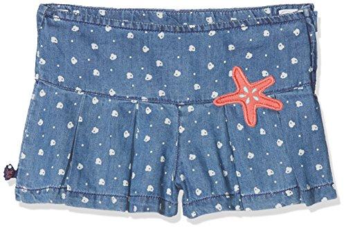 Tuc Tuc Baby-Mädchen Hose Sailor, Blau (Jeans), 98 cm (Hose Denim Sailor)
