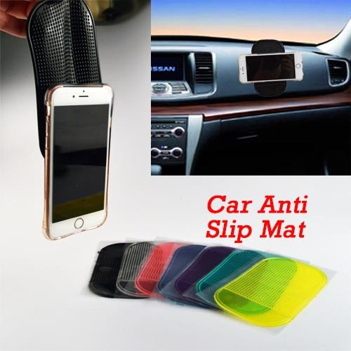 pegatina Accesorios Automóvil Interior del coche Anti Slip Mat para el teléfono móvil / MP3 / MP4 / GPS / Pad