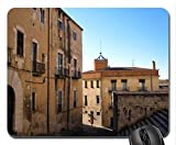 Girona Spain Mouse Pad, Mousepad (Houses Mouse Pad)