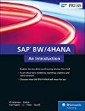 SAP BW/4HANA: An Introduction
