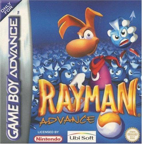 Rayman Advance