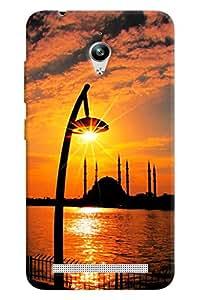 Expert Deal 3D Printed Hard Designer Asus Zenfone Go ZC500TG Mobile Back Cover Case Cover