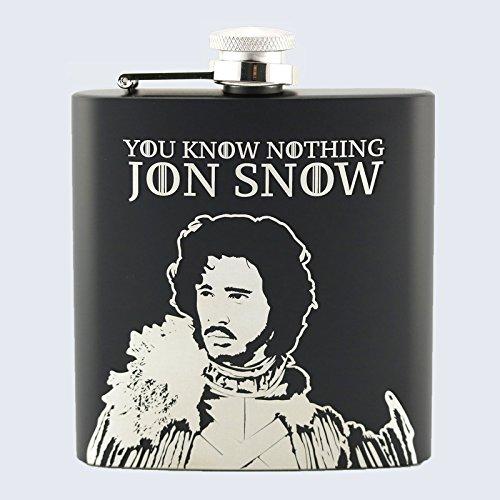Petaca Jon Snow - (170 ml),