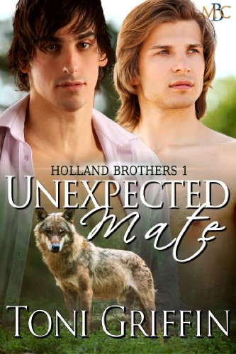 Unexpected Mate (Holland Brothers Book 1) (English Edition)