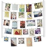 Umbra 315000-660 Portafotos Hangit  Blanco