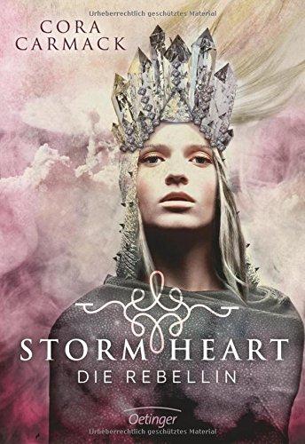 Buchseite und Rezensionen zu 'Stormheart. Die Rebellin: Band 1' von Cora Carmack