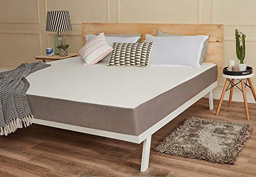 Wakefit Orthopaedic Memory Foam Mattress, King Bed Size (78x72x5) Image 4
