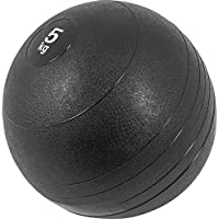 GORILLA SPORTS® Medizinball/Slamball Gummi Schwarz 3 – 20 kg