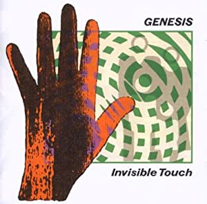 Invisible Touch: Hybrid SACD + DVD