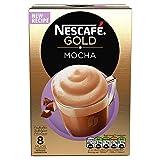 NESCAFÉ GOLD Mocha Coffee, 8 Sachets x 22g