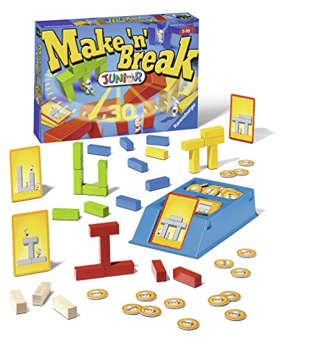 Ravensburger – Make 'n' Break Junior - 5