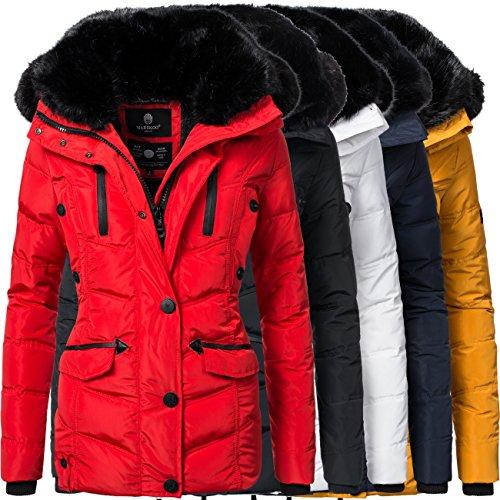 Marikoo Lima Damen Winterjacke 5 Farben XS-XXL