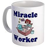 CafePress–Secretary–Einzigartige Kaffee Tasse, Kaffeetasse, Tee, Tasse, weiß, S