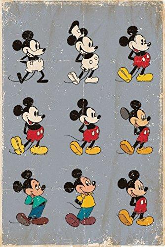 PopArtUK - Maxi Poster da bambini con immagini dell\'evoluzione di ...