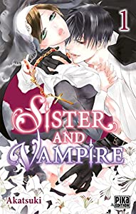 Sister and Vampire Edition simple Tome 1