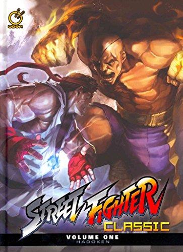 [(Street Fighter Classic: Hadoken Volume 1)] [By (artist) Joe Madureira ] published on (September, 2013)