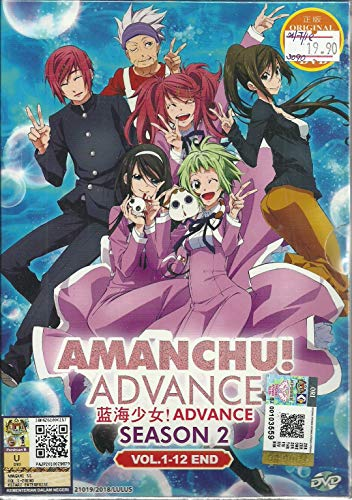 AMANCHU! ADVANCE...