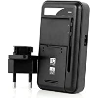 Aukru Caricabatteria universale per Batterie Samsung Galaxy S3 S4 Note