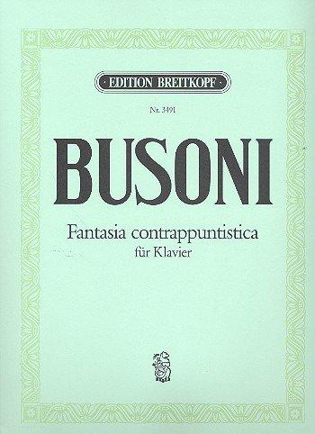 Fantasia Contrappuntistica Piano