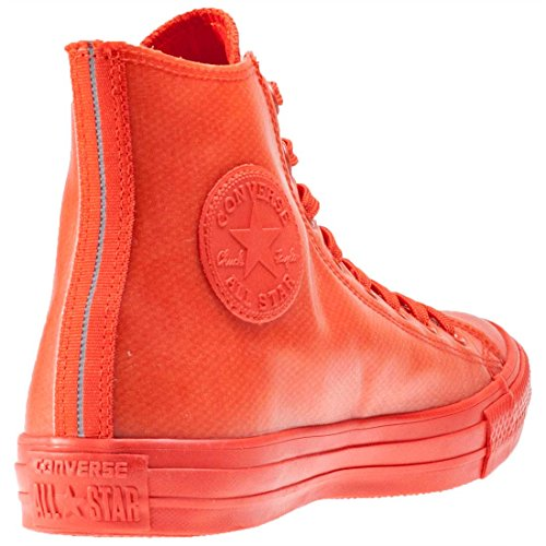 Converse Chuck Taylor 153802C All Star Sneaker Hi 'Rubber' Signal red Signal rot