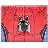 Marvel Spider-Man Homecoming Logo Rosso portafoglio immagine