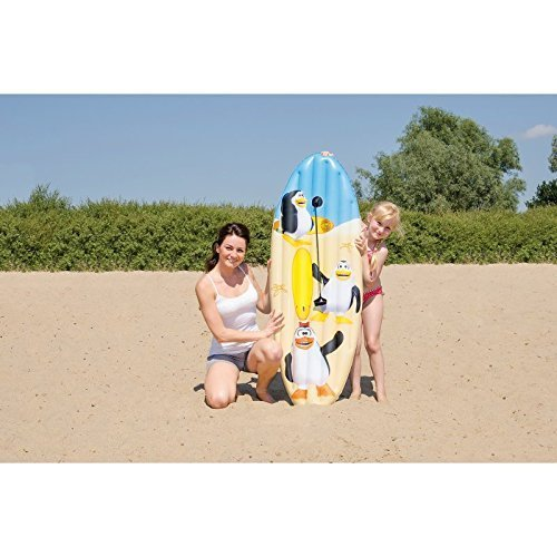 inflatable-surfboard-with-penguins-approx-145-cm-x-45-cm