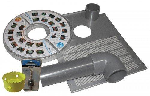 Überlauf/Bypass Kit Typ2 (2006-2009) 30.000+45.000 - Bypass Kit