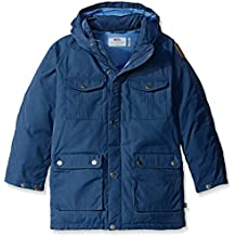 Fjällräven Kids Greenland Down Parka, Infantil, Greenland Down Parka, blueberry