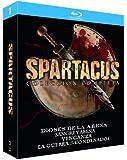Pack Spartacus: Dioses De La Arena + Sangre Y Arena + Venganza + La Guerra De Los Condenados[2014]*** Europe Zone ***