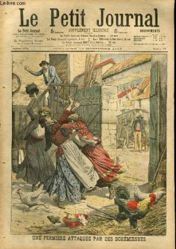 Le petit journal - supplément illustré numéro 782 - une fermiere attaquee par des bohemiennes - une ceremonie du culte shintoiste au japon: allocution de l'amiral togo aux manes des heros morts pour la patrie