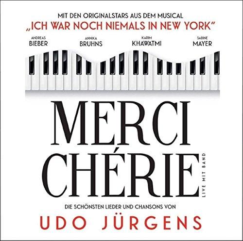 Merci Chérie - die schönsten Lieder und Chansons von Udo Jürgens