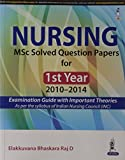 Nursing Msc Solved Question Papers For 1St Year 2010-2014