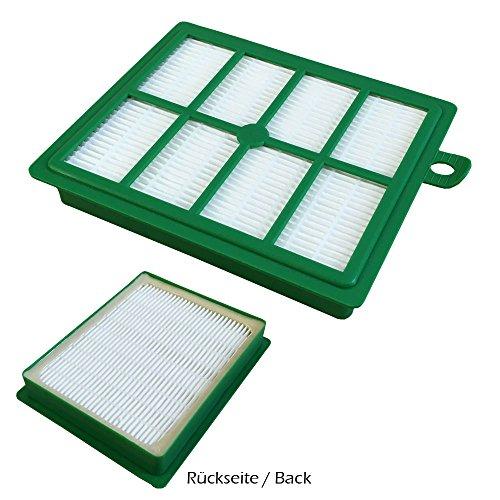 Ultra Air Ersatz-filter (HEPA Filter / Mikrofilter / Abluftfilter / Luftfilter geeignet Für AEG/Electrolux Z3341 Ultra Silencer, Z3383 Ultra Silencer, Z5140 Excellio, Z5145 Excellio)