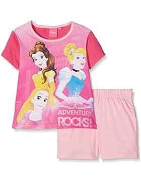 Disney Princesse Qe2190-Fushia, Pigiama Bambina