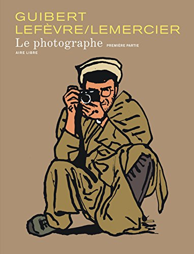 Le Photographe - tome 1 - Le Photographe, tome 1 dos rond