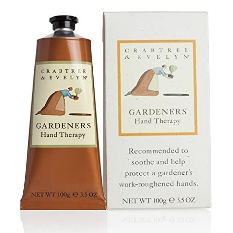 Crabtree & Evelyn 2792 Gardeners Hand Therapy (100g, 3.5 oz) by Crabtree & Evelyn [Beauty]