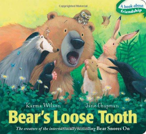 Bear's Loose Tooth (Classic Board Books)