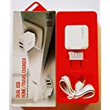 LDNiO Dual USB Home Charger (2.4A)