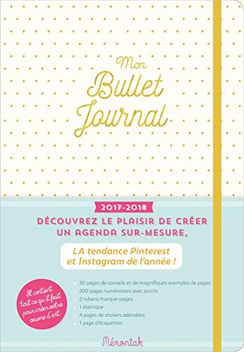 Mon bullet journal Mémoniak 2017-2018