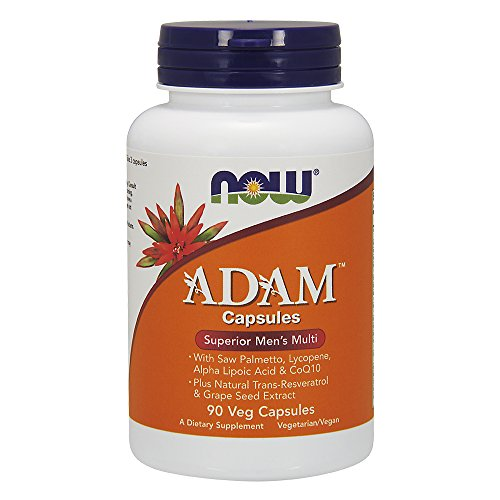 Now Foods, Multivitaminico per uomo, 90 capsule