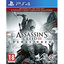 Assassins Creed III Remastered (PS4)