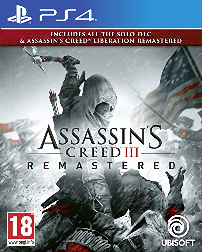 Assassin's Creed III Remastered (PS4) Best Price and Cheapest