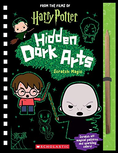 Hidden Dark Arts - Scratch Magic (From the Films of Harry Potter)