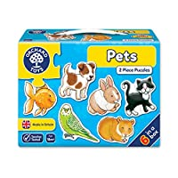 Orchard Toys Pets Jigsaw Puzzle