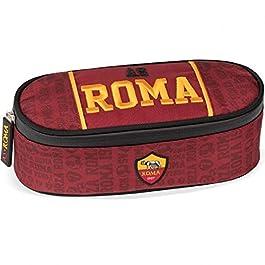 AS Roma Astuccio Ovale Organizzato Panini – 58167