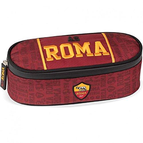 AS Roma Astuccio Ovale Organizzato Panini - 58167