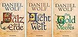 Die Fleury Reihe von Daniel Wolf