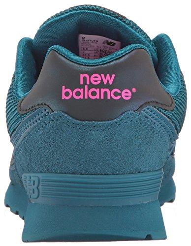 New Balance 574, Scarpe da Ginnastica Basse Unisex – Bambini Green