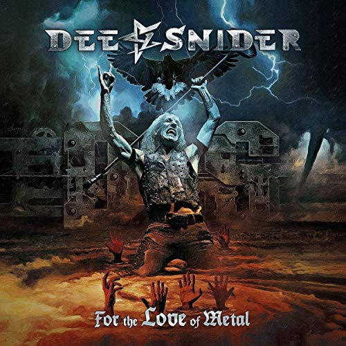 For The Love Of Metal (CD)